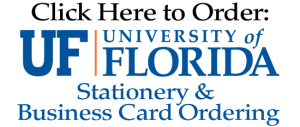 UF Stationary & Business Card Ordering